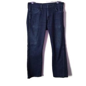 Levi's 513 jeans straight dark wash W 32 L 32